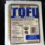 Tofu Package (Trader Joe's)