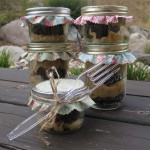 Cupcakes in a Jar (and Chocolate Beet Cake)!