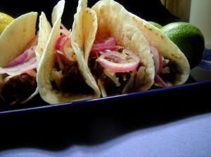 Lamb Tacos - Manhattan Food Project
