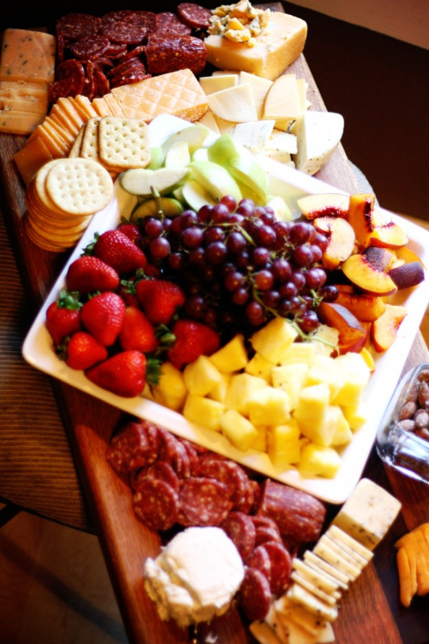 How To Prepare A Cheese Tray