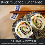 Lunchmeat 'sushi roll' wraps at foodwhirl.com